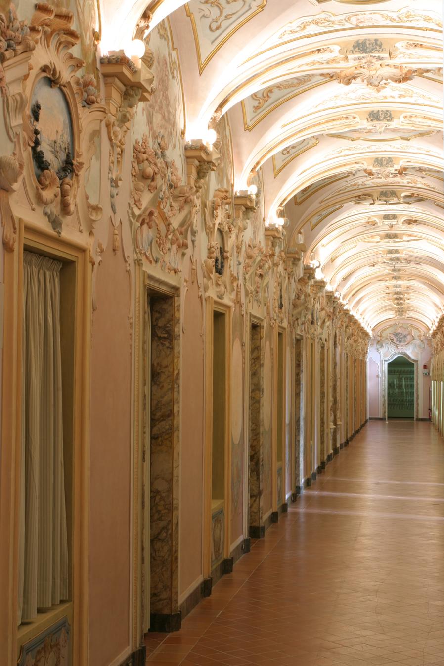 Palazzo Pianetti - Galleria Rococò, Foto Valerio Lancioni