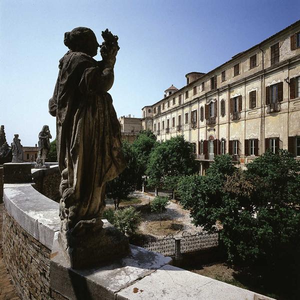 Giardino di Palazzo Pianetti