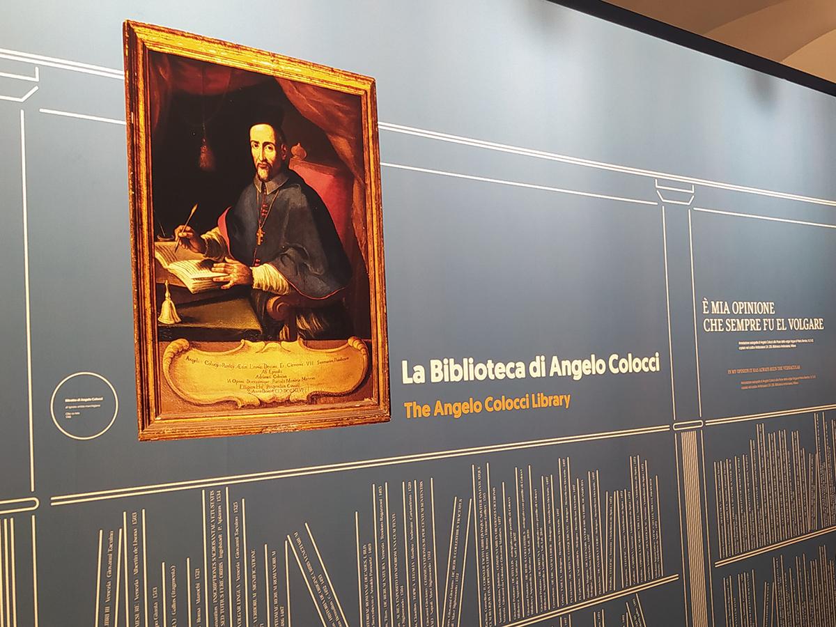 La biblioteca di Angelo Colocci